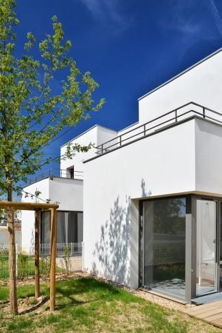 Les maisons à patio
