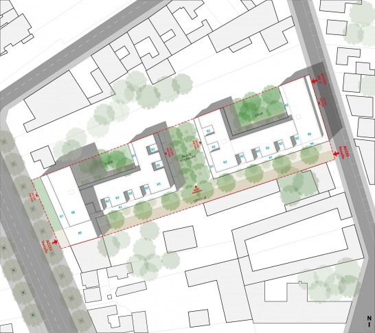 107 logements collectifs en Seine-St-Denis