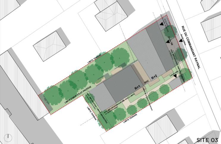 Plan Masse